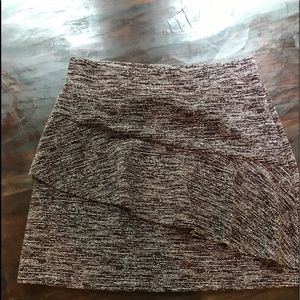 LOFT tweed skirt-perfect for fall!